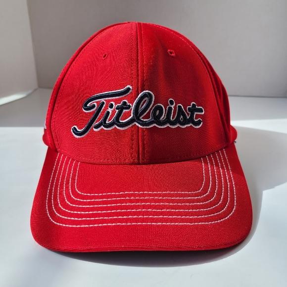 Red Titleist Walgreens large/XL baseball cap